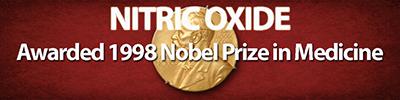 Nitric Oxide - Nobel Prize Image
